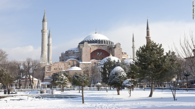 City Break Istanbul de 1 decembrie
