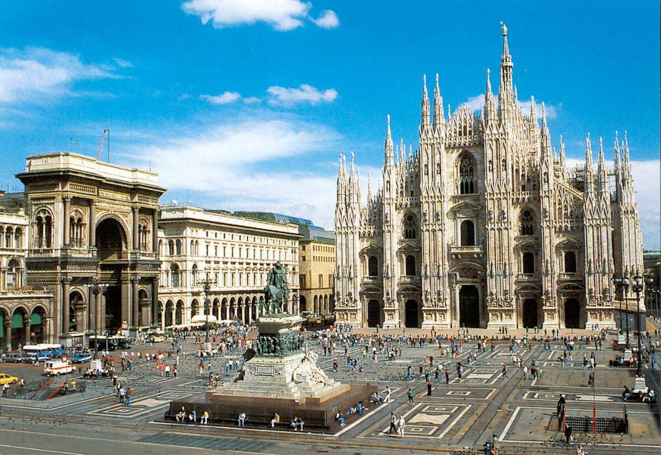 City break Valentine's Day la Milano